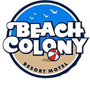 Beach Coloney Resort Motel in Wildwood Crest New Jersey